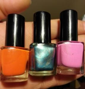 Bella nail art nail polish