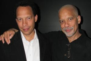 Lawrence Hill (L) Dan Hill (R)