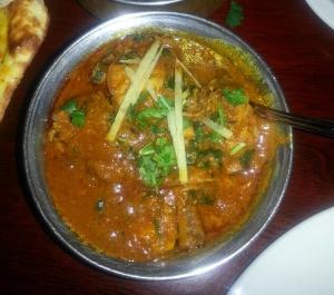 Kukhura Ko Maasu (Chicken on the bone)