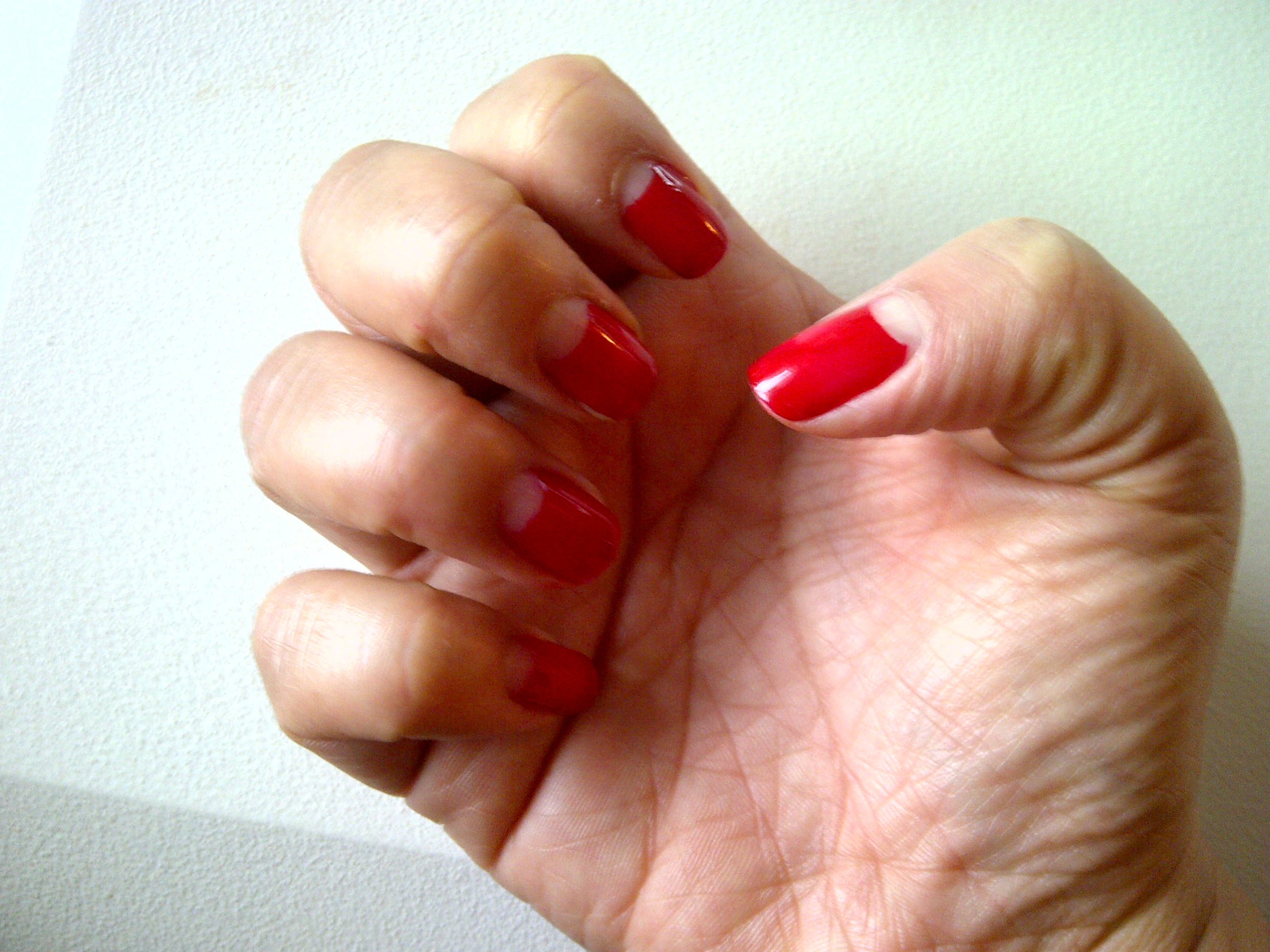 Diy french manicure the neon leopard reverse french manicure solutioingenieria Gallery