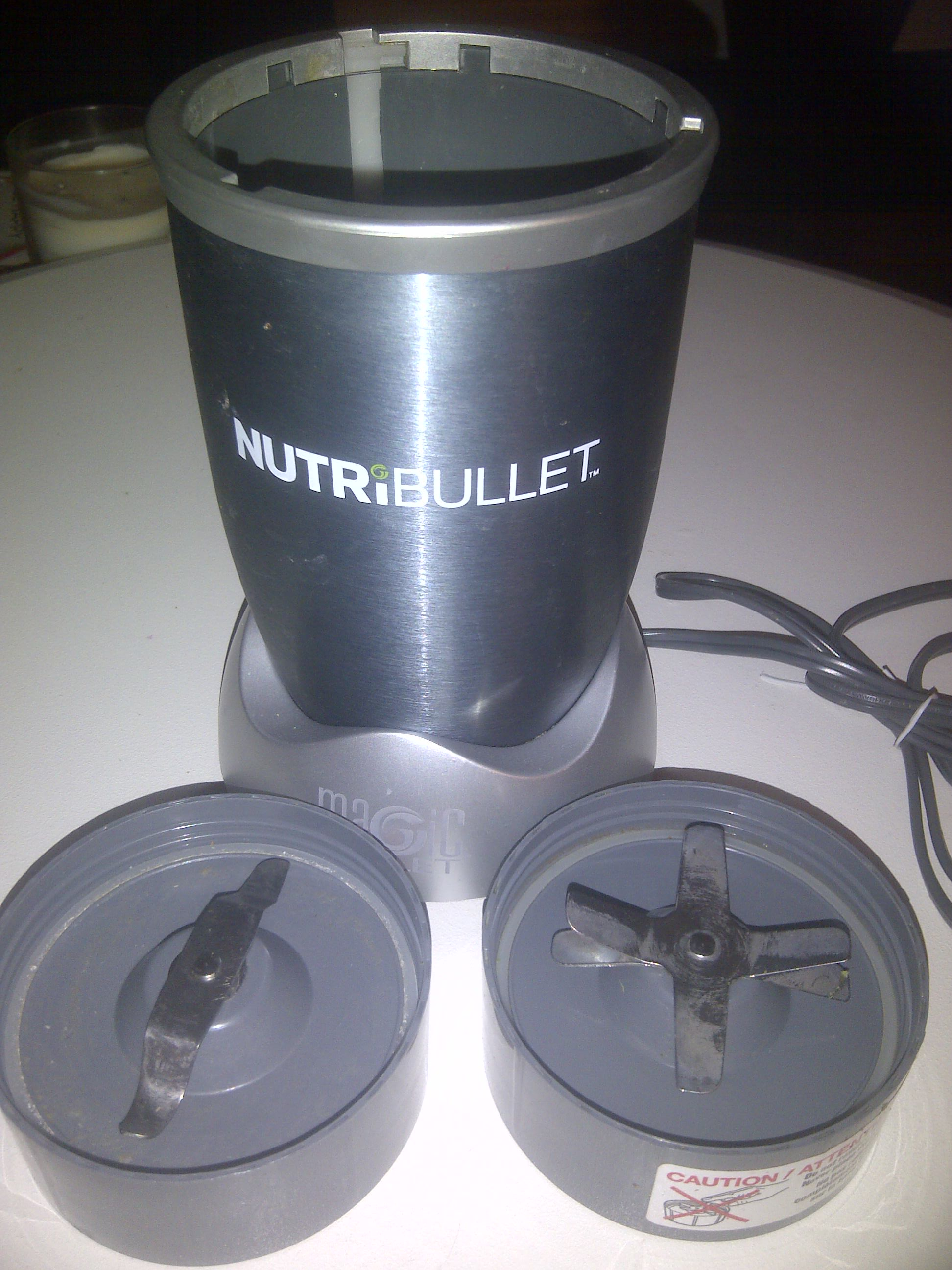 Nutribullet Superfood Nutrition Extractor The Neon Leopard