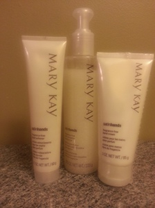 MK Satin Hands set