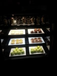 The Olive Press dessert display