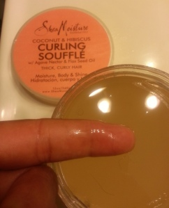 SheaMoisture Curling Souffle