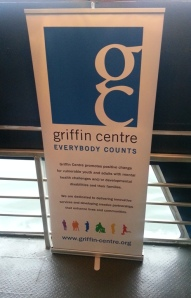 Griffin centre logo