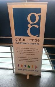 Griffin centre logo