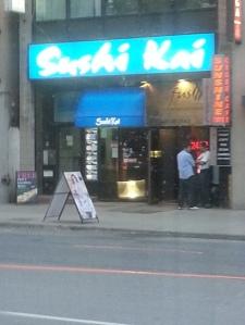 Sushi Kai exterior