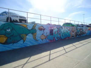 Graffiti art, Bondi