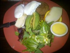 eggs benne special