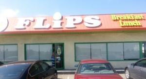 Flips Restaurant, Brampton