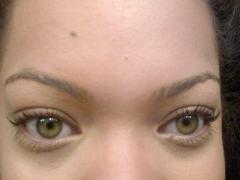 au naturale brows