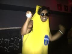 Shake it like a polaroid picture, bananas!