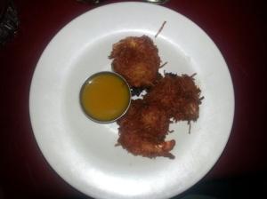 Big Daddy's Coconut shrimp