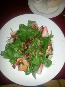 Big Daddy's Summer Shrimp Salad