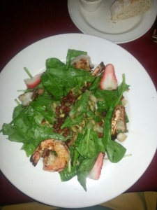 Big Daddy's Summer Shrimp Salad