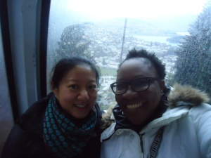 Skyline Queenstown Gondola ride