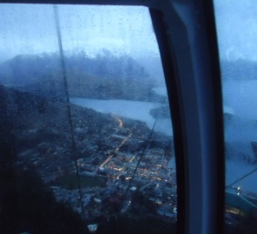 Skyline Queenstown Gondola view