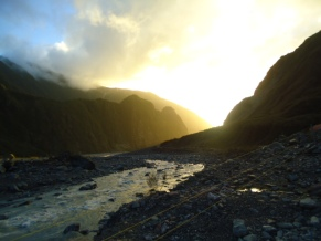 Fox Glacier, South Island, NZ