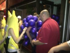 grapes go bananas