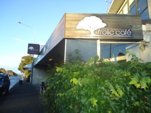 Frolic Cafe, Auckland