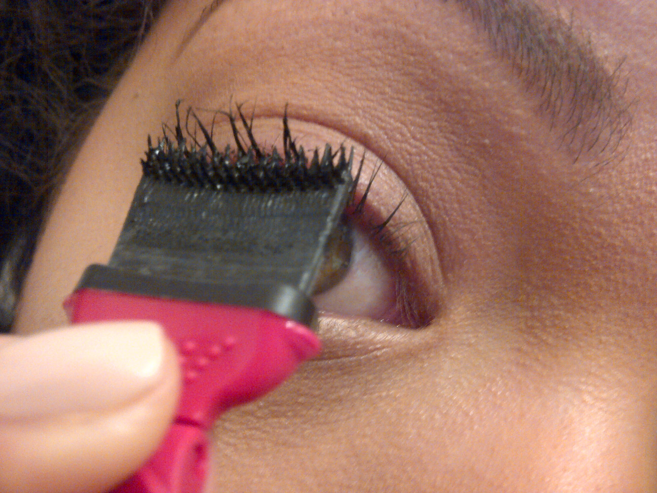 Product Review Mascara Log Sephora Upside Down Mascara The Neon