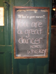 Message from Whisky..haha