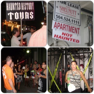 Haunted History Tours