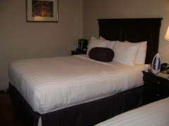 room at Inn on St.Peter
