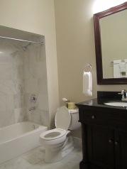 washroom Inn on St Peter