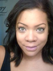 with CoverGirl Stay Fabulous and Bare Minerals