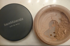 Bare Minerals in Golden Tan