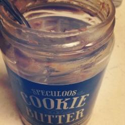 Bye bye cookie butter