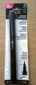 Milani Cosmetics Brow Tint Pen (1)