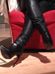 Mel B's fierce shoes