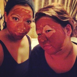 red clay masks
