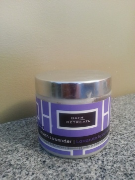 Bath retreats lavish lavender
