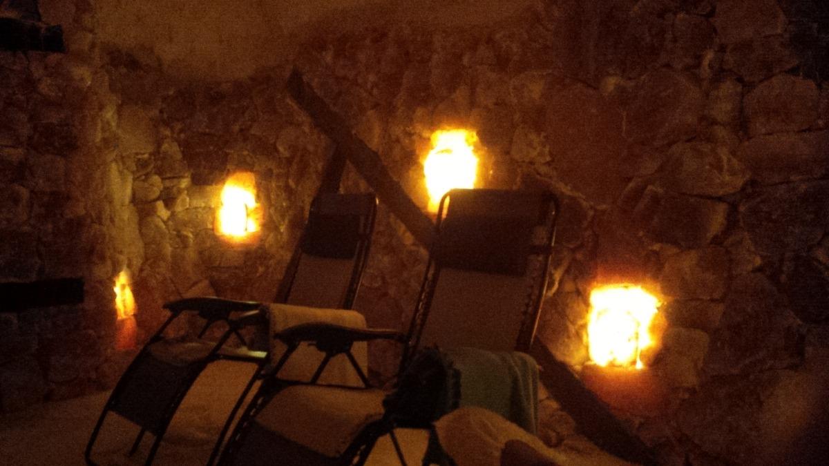 Solana Salt Cave The Neon Leopard