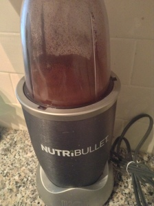 NutriBullet at work