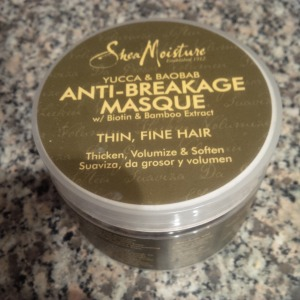 Shea Moisture Anti Breakage Masque