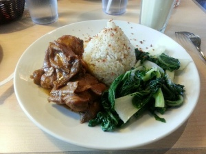 Casa Manila - Toronto - chicken adobo  (8)