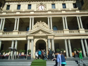 The Customs House, Sydney