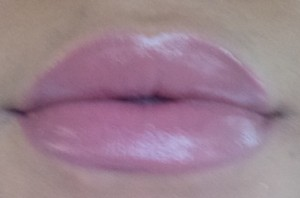 NYX Butter Gloss in Eclair
