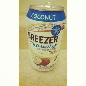 Coco Water Breezer