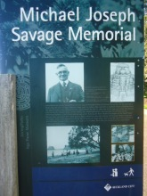 Michael Joseph Savage Memorial