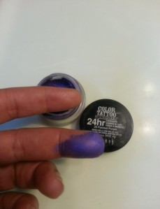 GIFI Maybelline color tattoo(10)