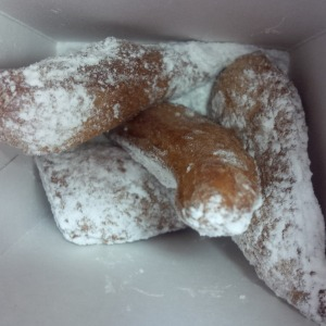 Beignets from Southern Accent Express