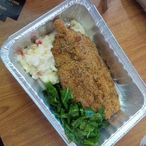 Cracker Catfish at Southern Accent Express