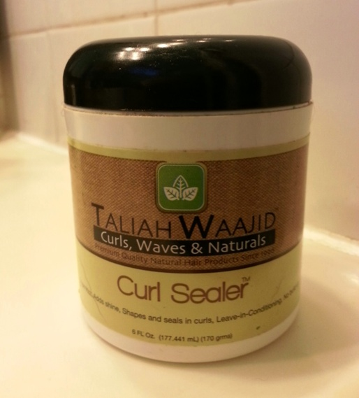 Product Review – Taliah Waajid Curl Sealer – The Neon Leopard
