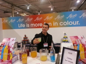 Delicious Food Show 2013 - Alize