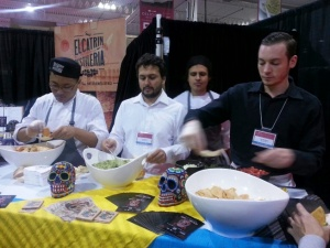 Delicious Food Show 2013 - Elcantrin